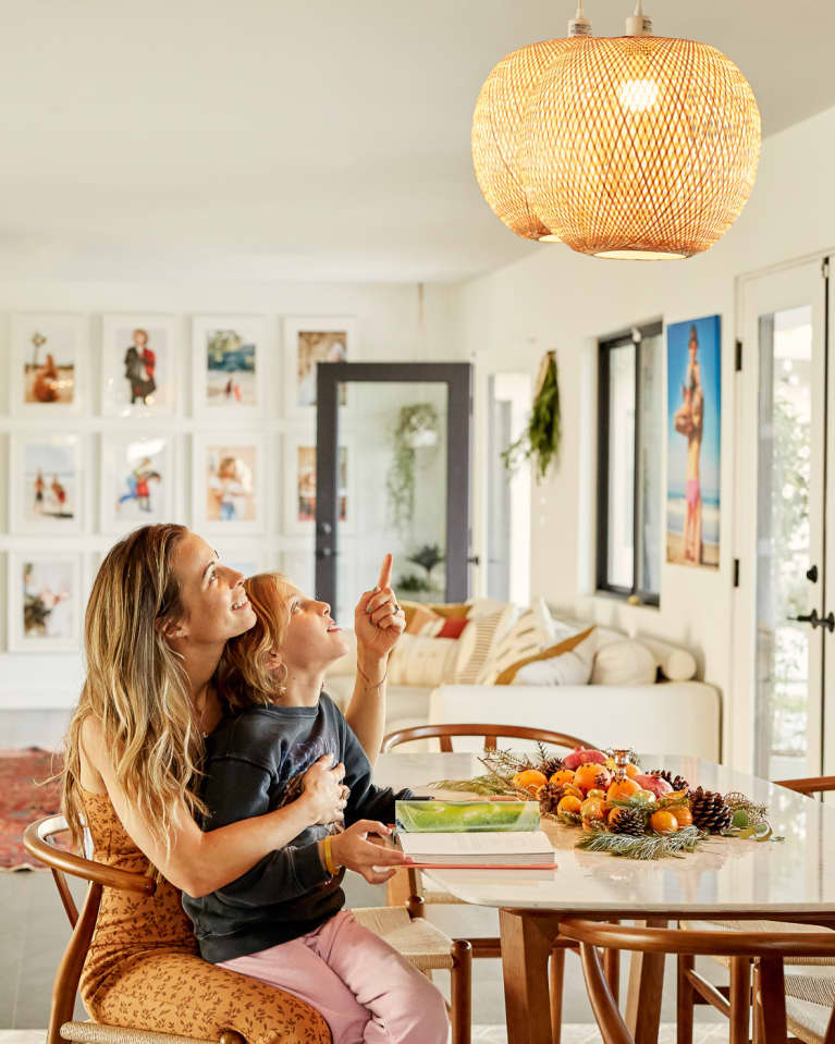 Creating A (Mostly) Sustainable Home With Three Kids