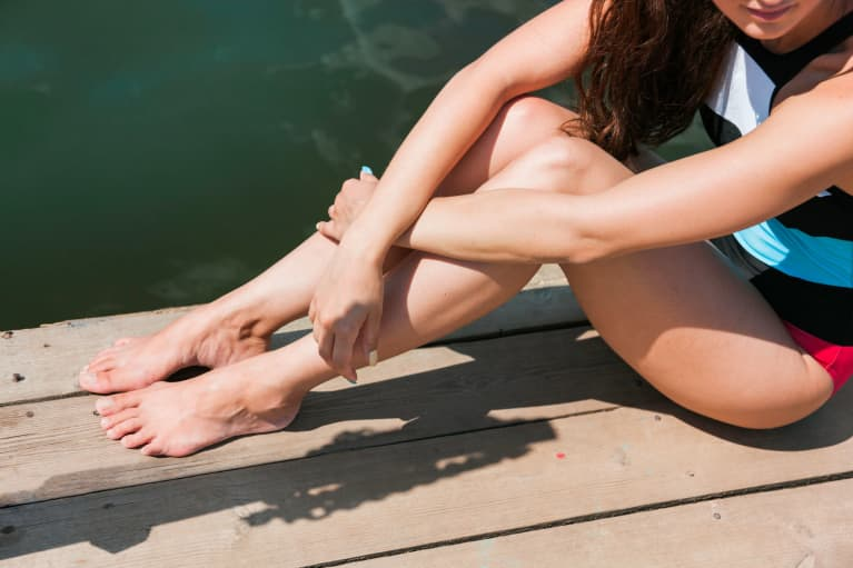 This One Trick May Prevent Ingrown Nails & All You Need Is A Nail File