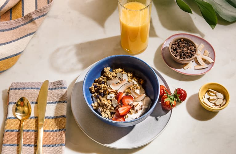 3 Easy Plant-Based Breakfasts That Pack 10 Grams Of Protein