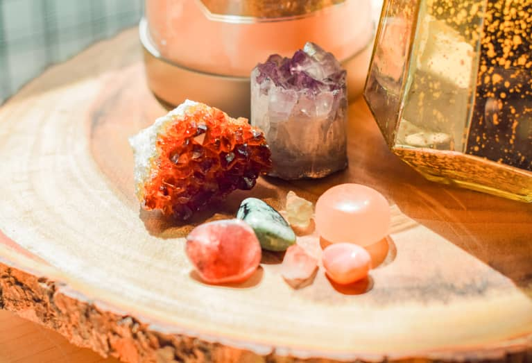 A DIY Guide To Manifesting Your Highest Self With An Altar