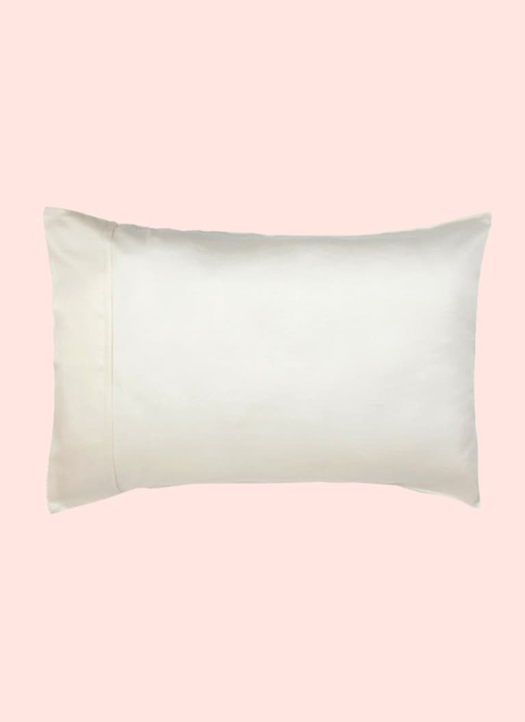 the ethical silk pillow case