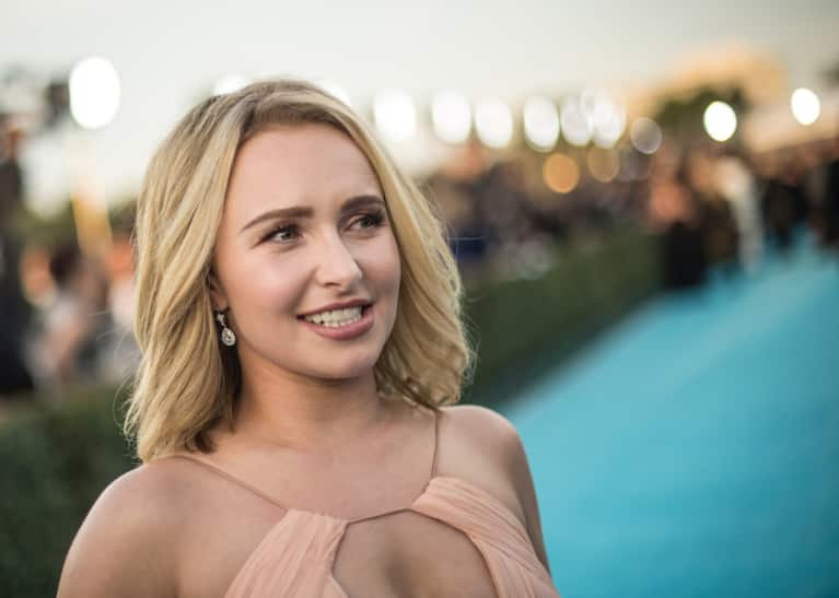 Hayden Panettiere Announces Her Return To Rehab For Postpartum Depression