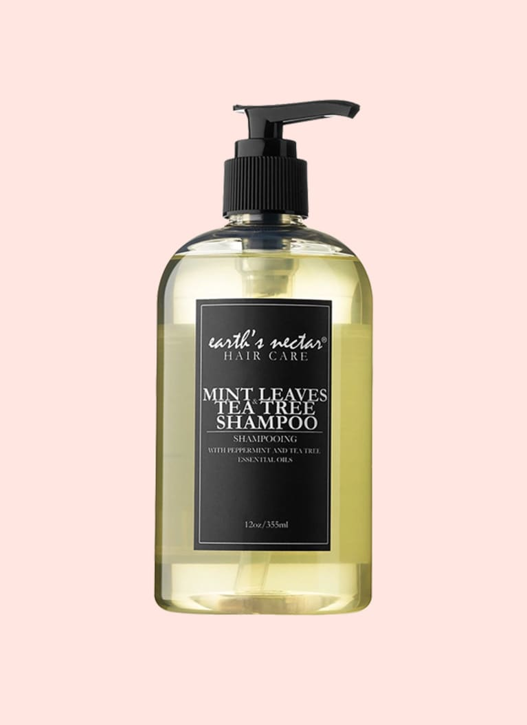 earth's nectar shampoo