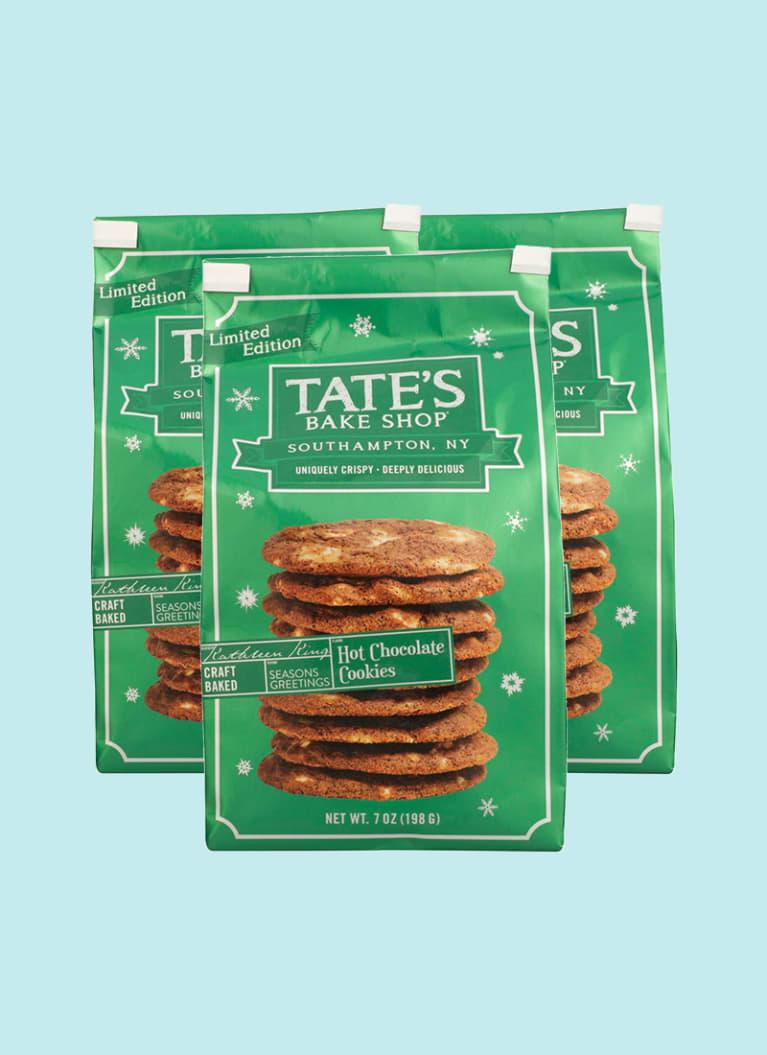 Tate's Bake Shop Hot Chocolate Cookies
