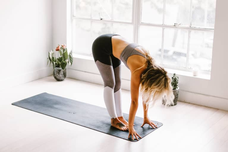 How Yoga Changed My Relationship With Food