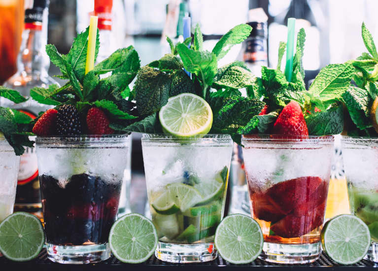 7 Superfood Cocktails To Celebrate The End Of Summer