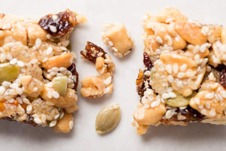 5-Minute Homemade Energy Bars