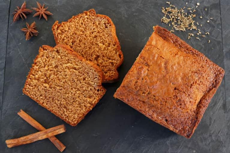 Gingerbread Spice Cake (It's Gluten-Free!)