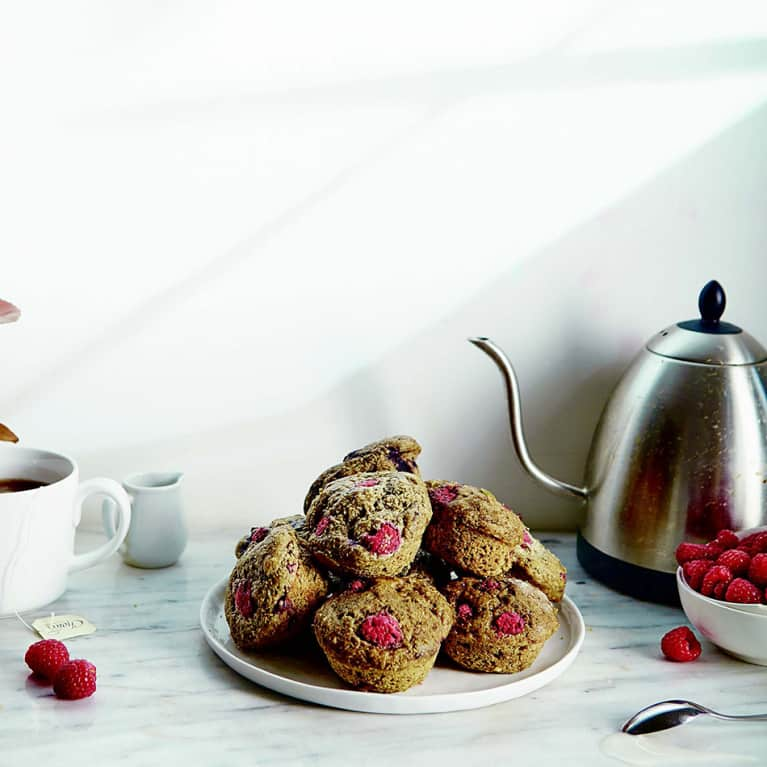 Hemp Berry Muffins That Will Change The Way You Think About Breakfast