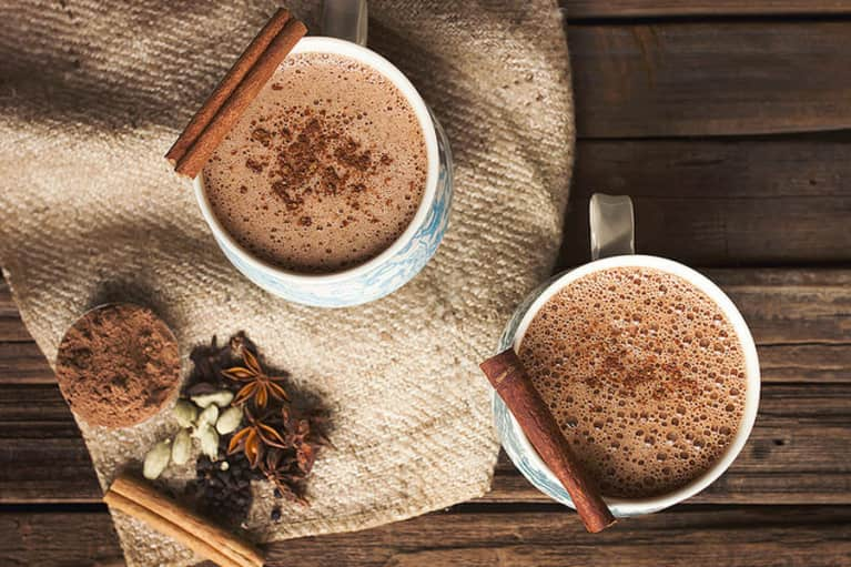 The Hot Chocolate Cure? Functional Recipes For Every Ailment