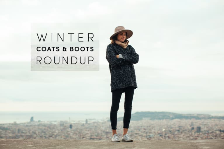 Must-Have Coats & Boots For Winter (All Eco-Friendly + Under $250)