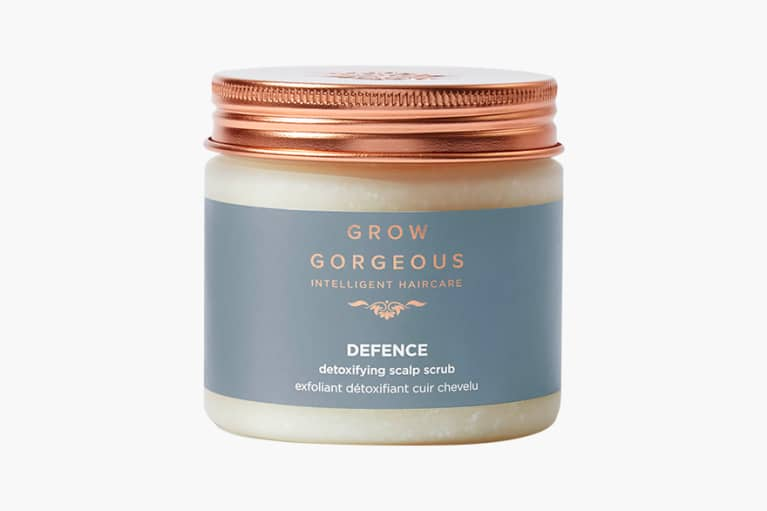 <p>Grow Gorgeous Defense Detoxifying Scalp Scrub</p>