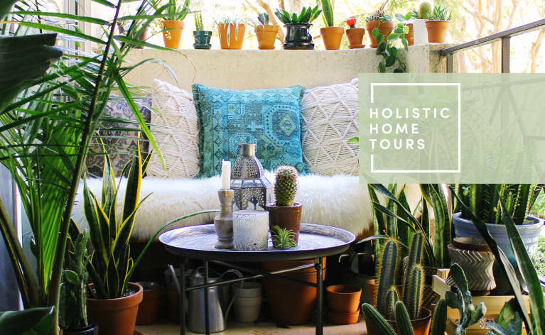 This Boho Apartment Is The Ultimate High-Vibe Sanctuary: Let's Take A Peek Inside