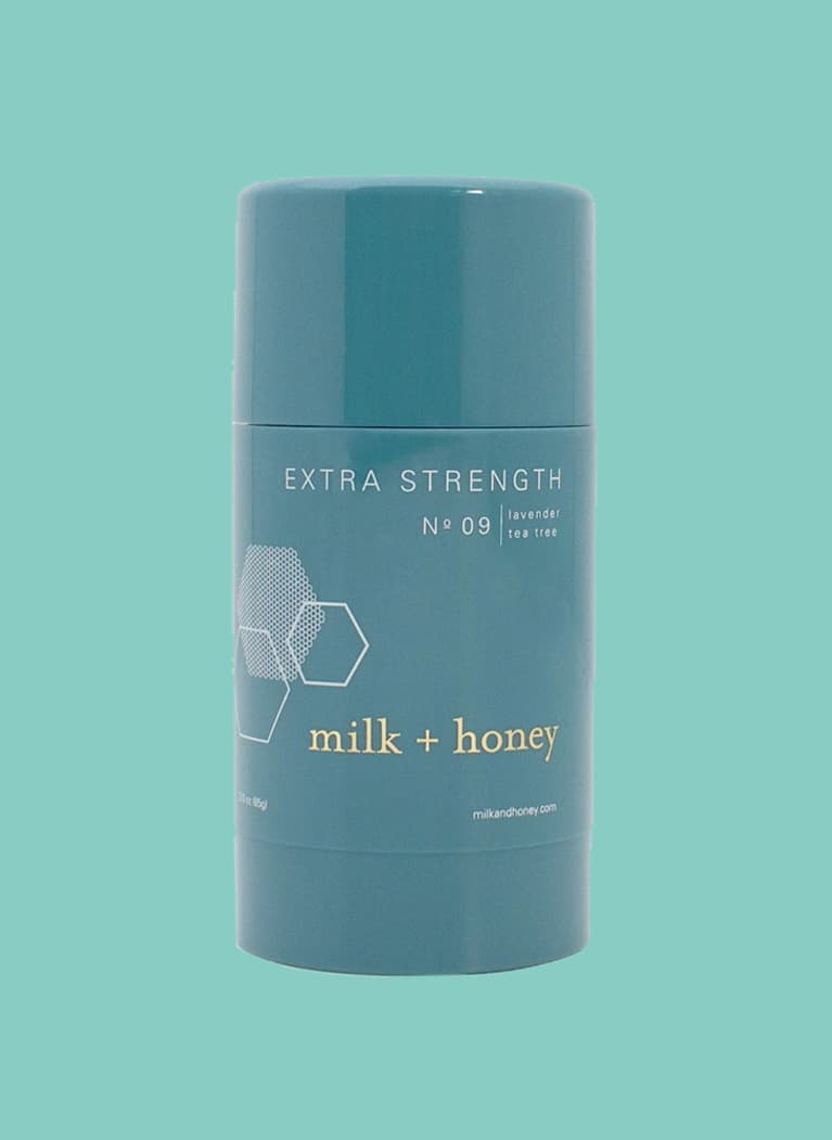 milk + honey deodorant