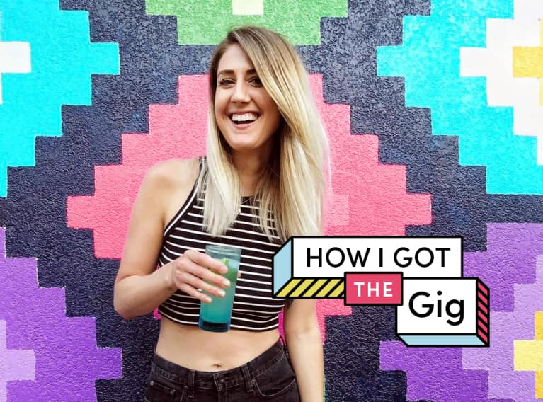 I'm A Nutritionist Who Tours With Rock Stars. Here's Exactly How I Got The Gig