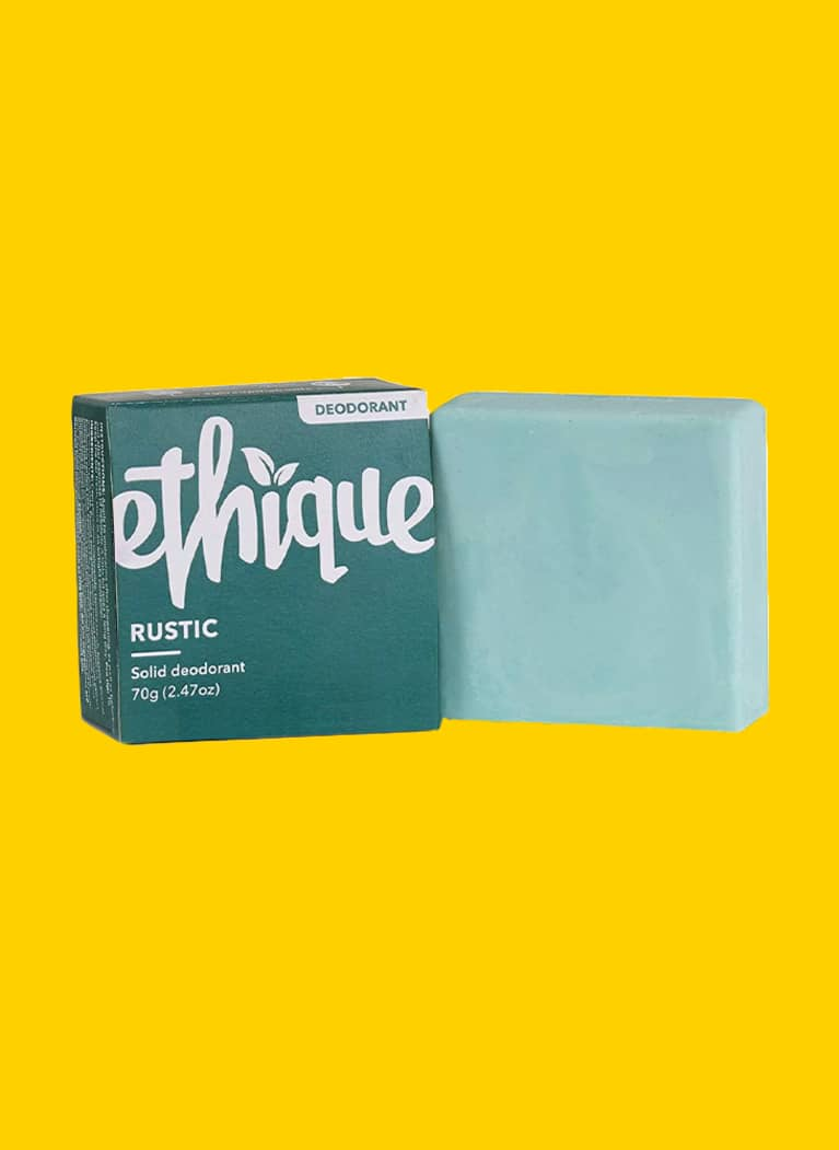 ethique deodorant bar