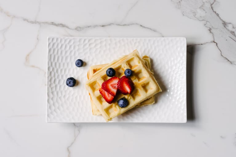 These Gluten-Free Sweet Potato Waffles Will Make Your Morning