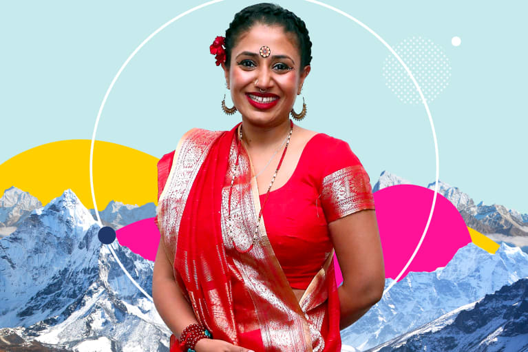 Wasfia Nazreen On Summiting Everest & Living Every Day Like It's Earth Day