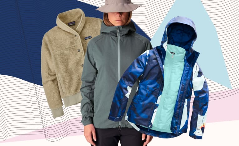 These 10 Jackets Get Their Cozy Factor From Recycled Fabrics