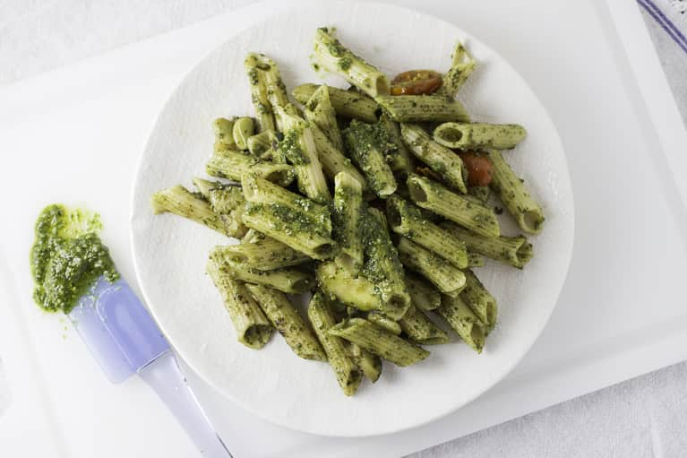 Power-Up Pesto With An Unexpected Ingredient