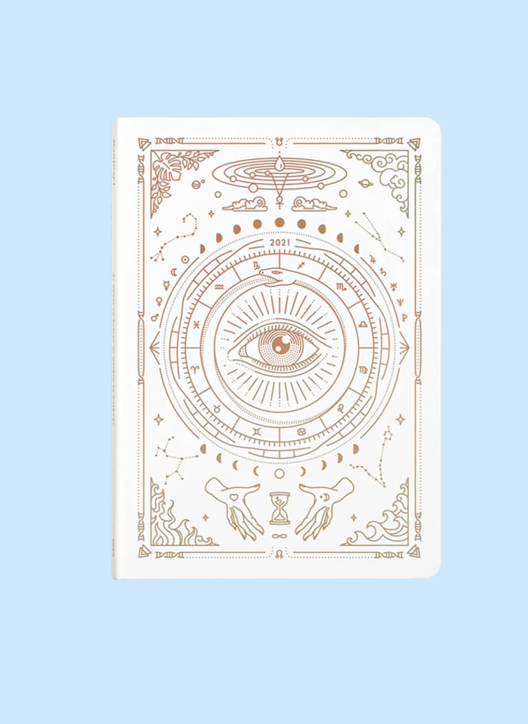 For the astrologers: Magic Of I 2021 Astrological Planner