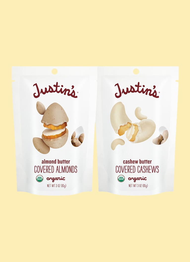 Justin's Organic Nut-Butter-Covered Nuts