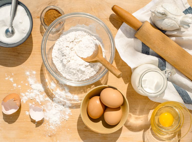 4 Low-Carb Flour Substitutes To Use In All Your Keto Baking Projects