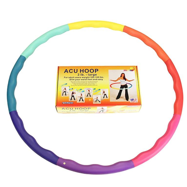 3. Sports Hoop Weighted Hoop