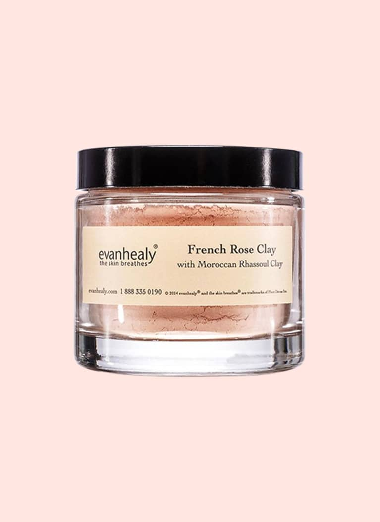 Eavenly french clay mask