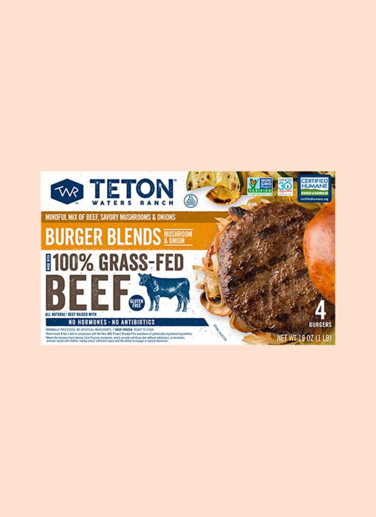 Teton Waters Ranch Mushroom & Onion Burger Blend
