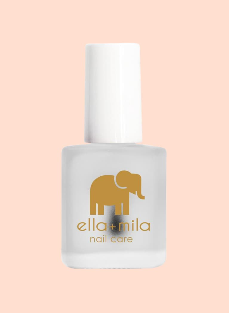 ella + mila Damage Control Nail Strengthener