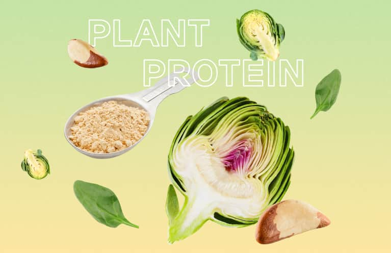 The Best Vegan & Vegetarian Sources Of Protein