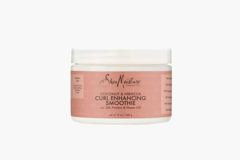 <p>Shea Moisture Coconut Hibiscus Curl Enhancing Smoothie</p>