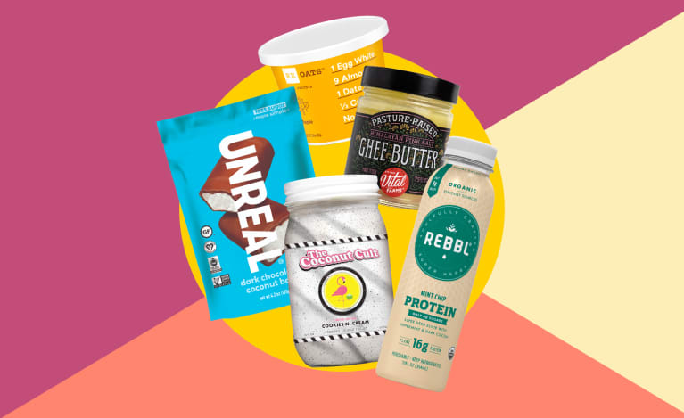 The Best New Healthy Foods Hitting Grocery Shelves This Year