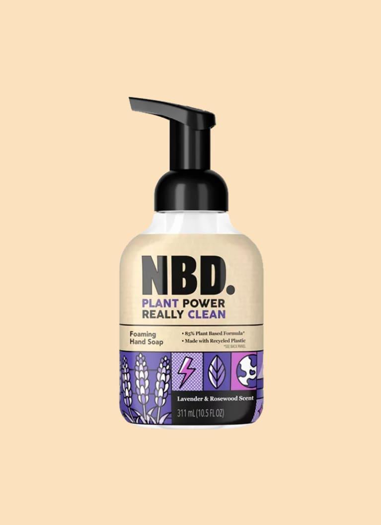 nbd lavender hand soap