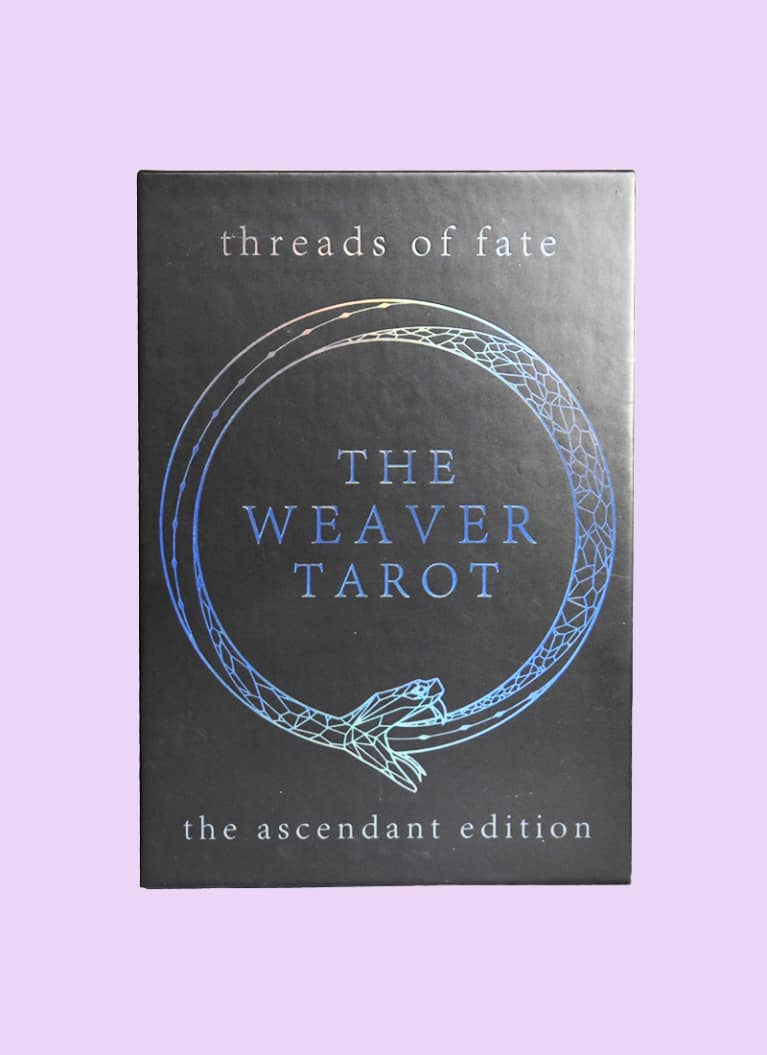7. The Weaver Tarot Ascendant Edition