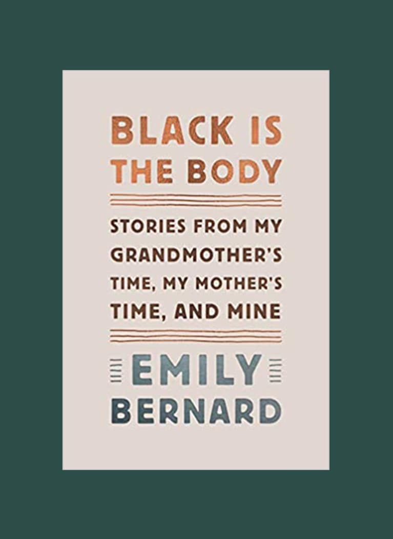 Black Is the Body by Emily Bernard