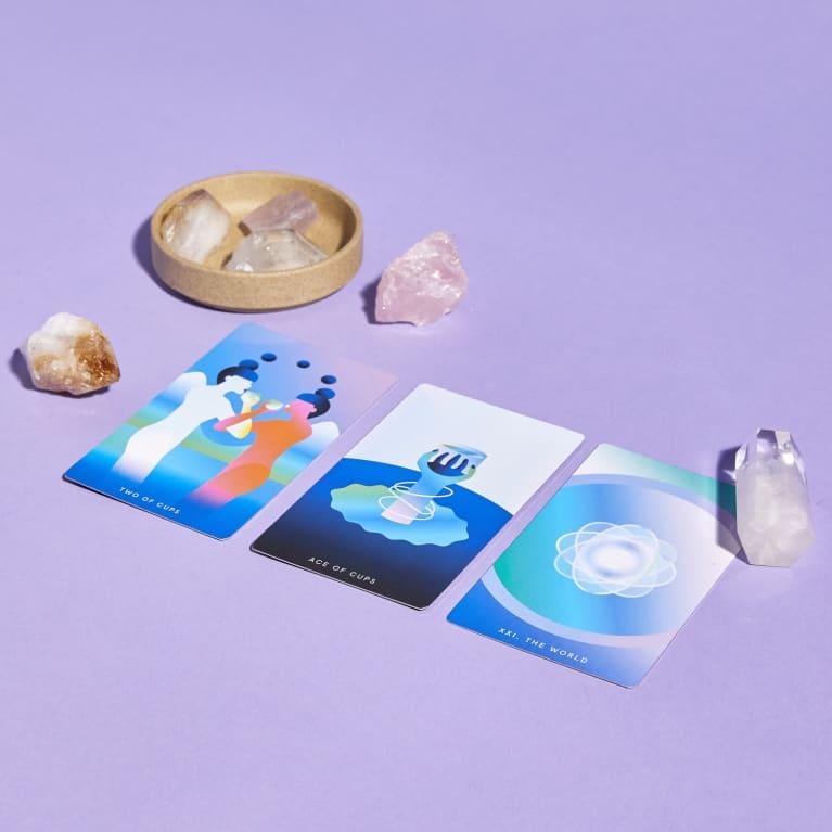 Three Tarot Card Spread