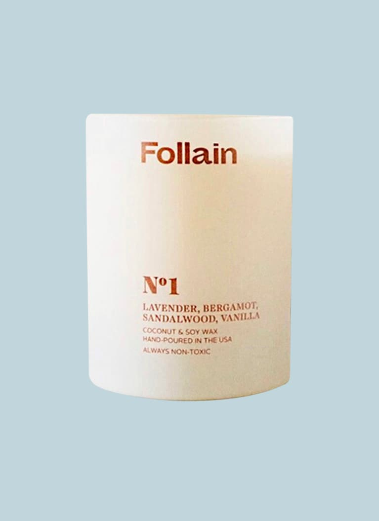 Follian candle no. 1