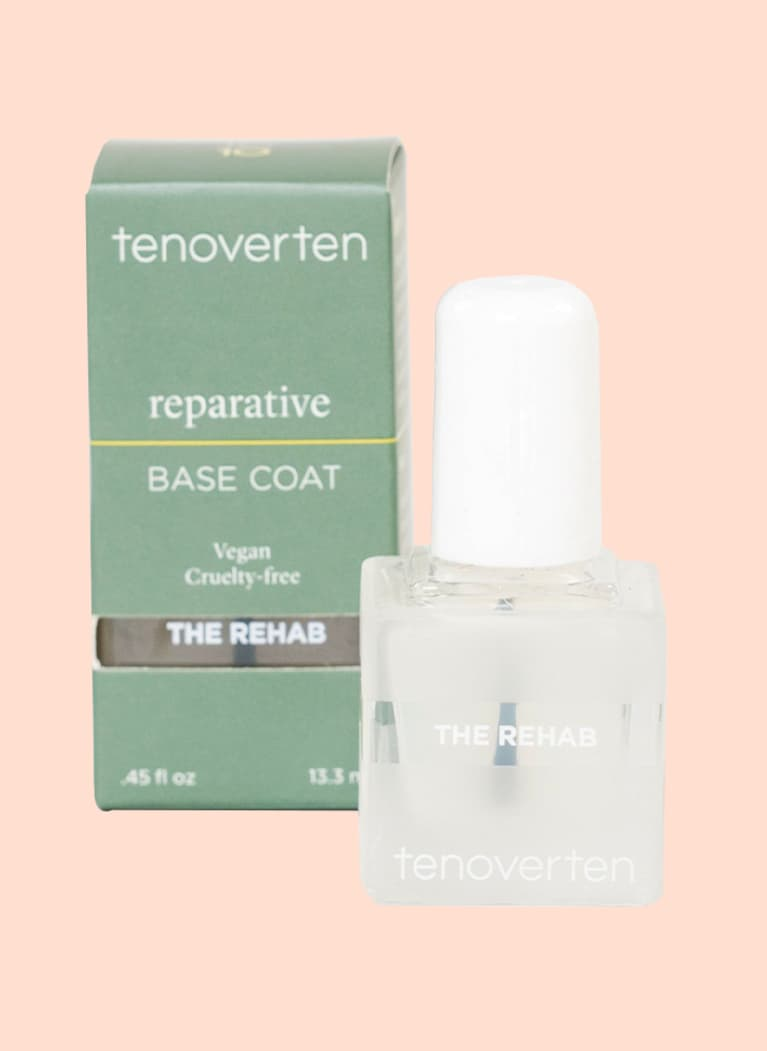 tenoverten The Rehab Reparative Base Coat