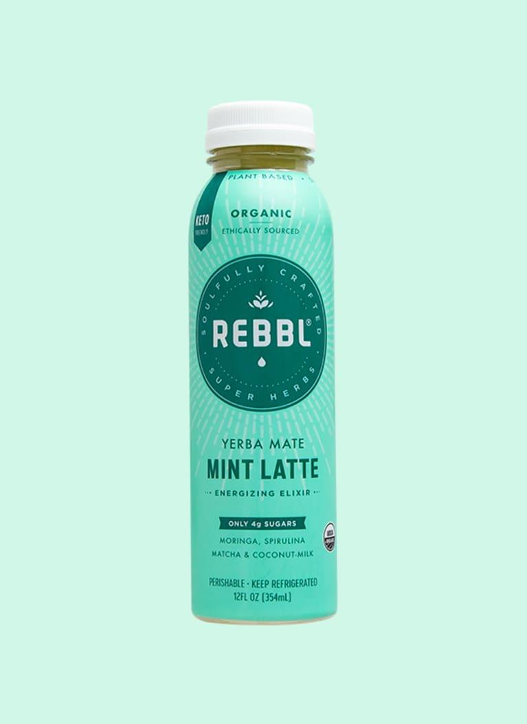 REBBL Yerba Mint Latte