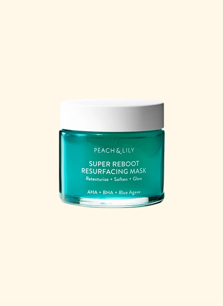 Peach & Lily resurfacing mask