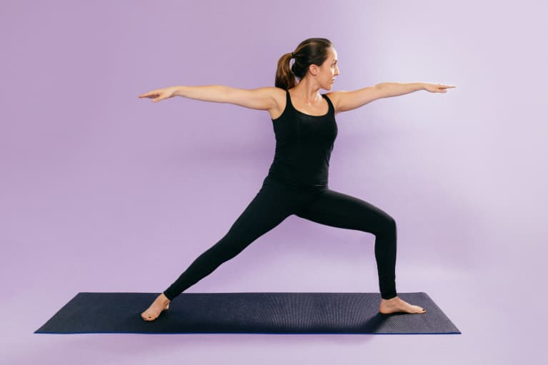 7 Yoga Poses That Are Safe If You Have Knee Pain + Easy Modifications