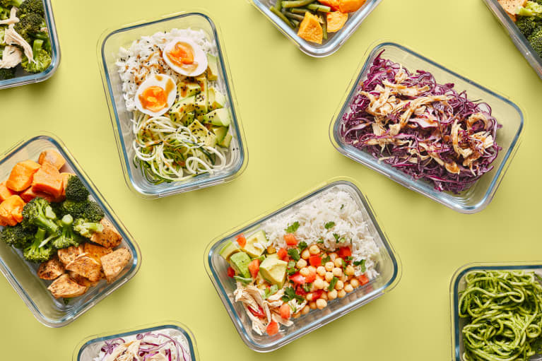Just Can't Make Yourself Meal Prep? These 13 Expert-Approved Tips Will Help