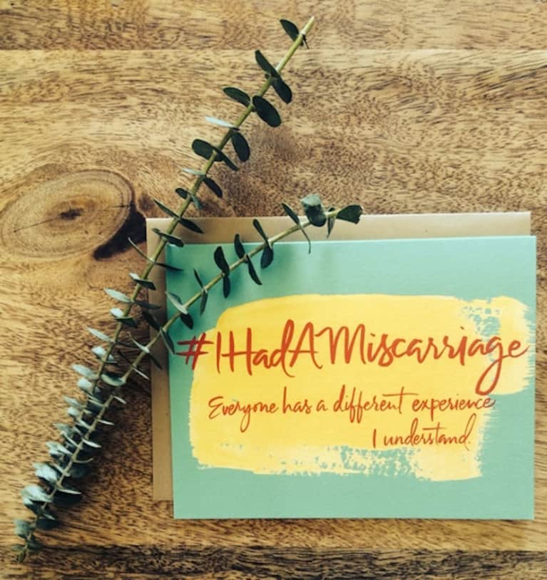 No One Knows What To Say After A Miscarriage. These Surprisingly Honest Greeting Cards Could Help