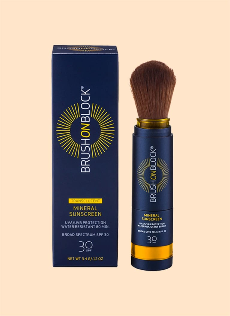 Brush On Block Translucent Mineral Powder Sunscreen