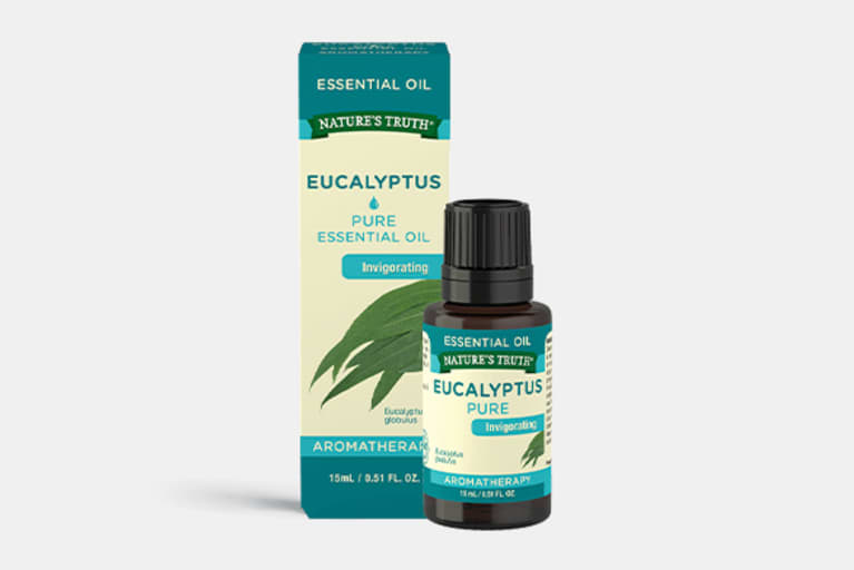 <p>Pure Eucalyptus&nbsp;Essential Oil</p>