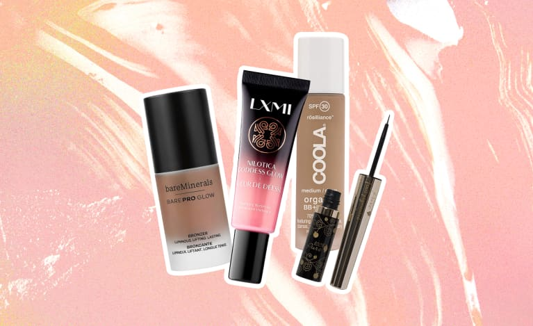 Water-Resistant Natural Or Non-Toxic Makeup That Won't Clog Your Pores (Yes, Really!)