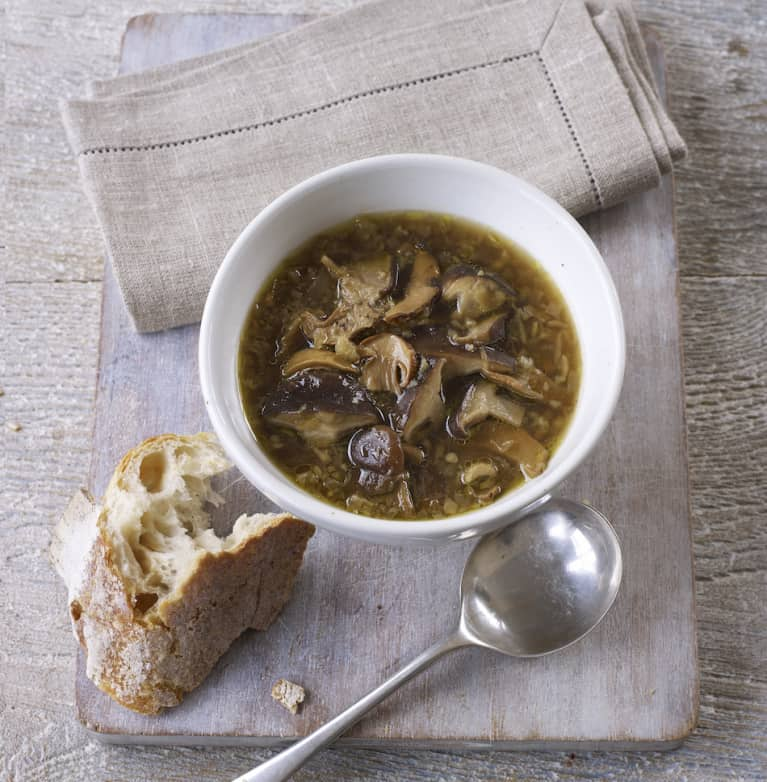 The Immunity-Boosting Soup That's Perfect For Cold Season