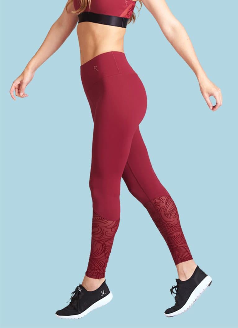 zise by bloch leggings
